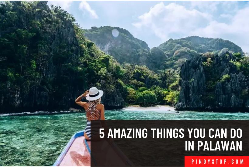 """amazing things in palawan"""