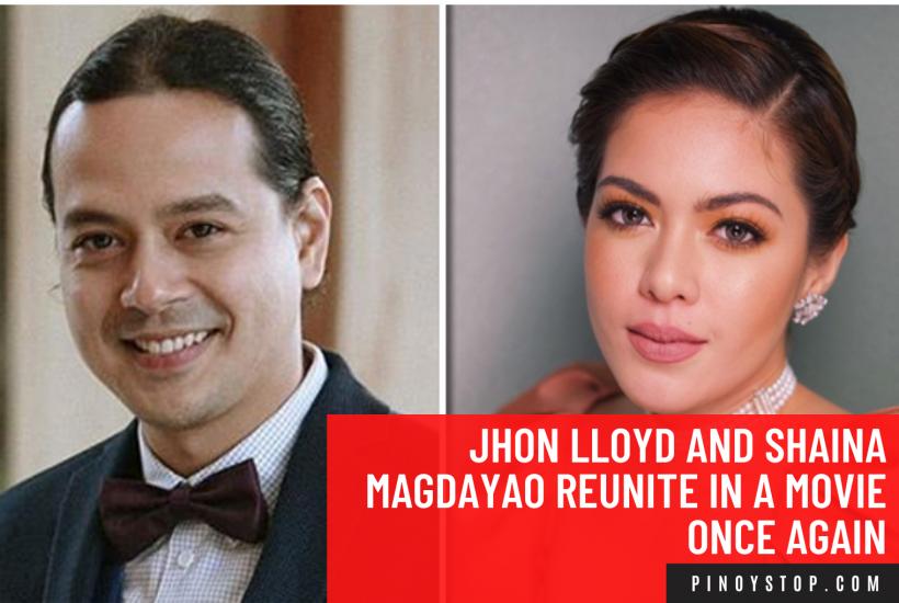 John Lloyd And Shiana Reunite In A Movie This 2020