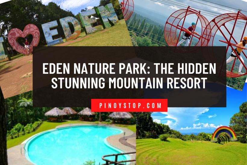 Eden Nature Park: The Hidden Stunning Mountain Resort