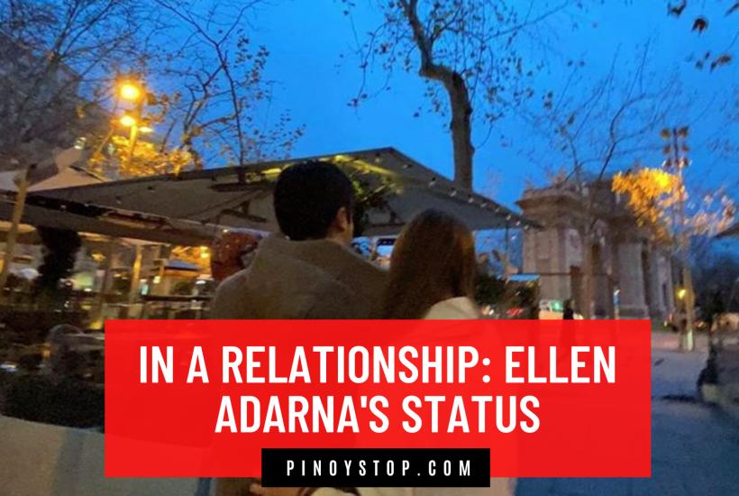 ellen adarna's status